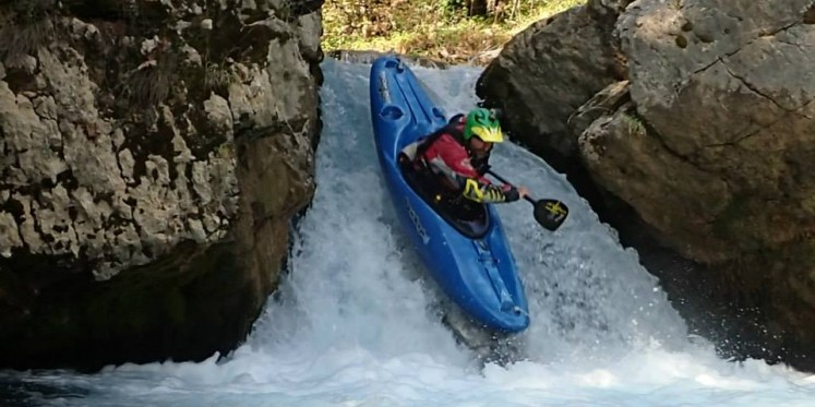 River Kayaking in Greece. The country with some of the most beautiful rivers in Europe.