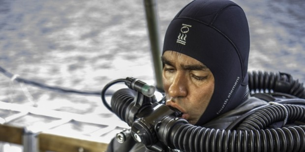 Alexandros Sotiriou - Scientific Diving in Antikythira: Implementing Lifetime Lessons