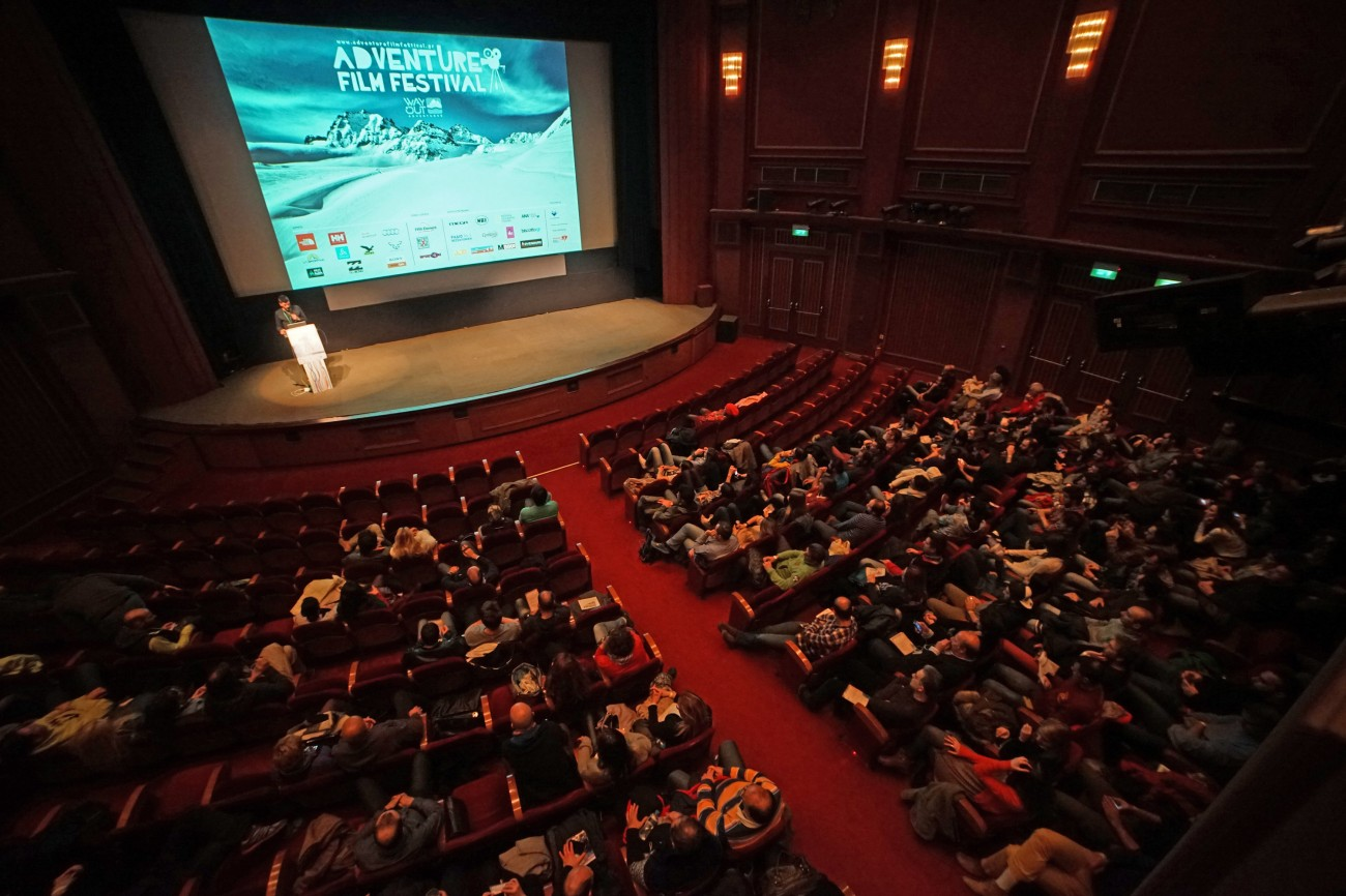 Thessaloniki Adventure Film Festival 2015 Θέατρο Ολύμπιον